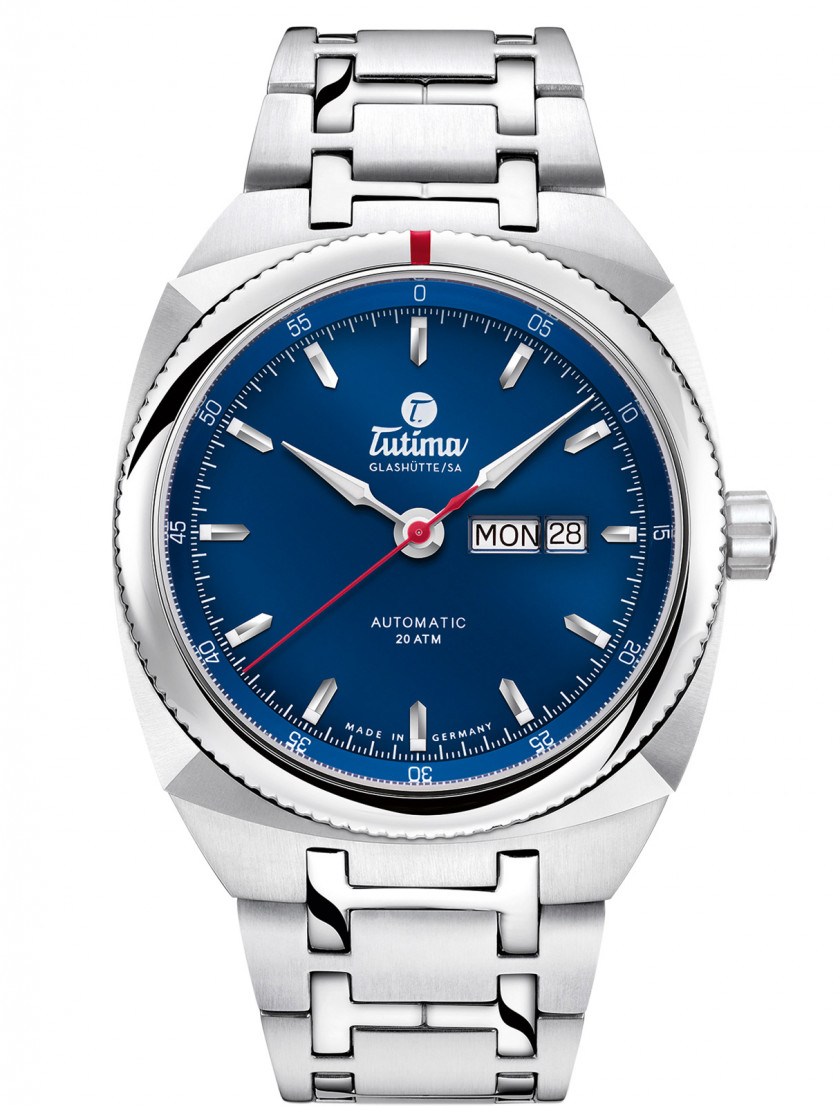 Chronograph Royal Blue 6420-05