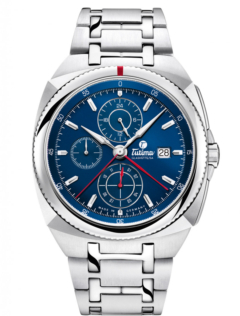 Chronograph Royal Blue 6420-05
