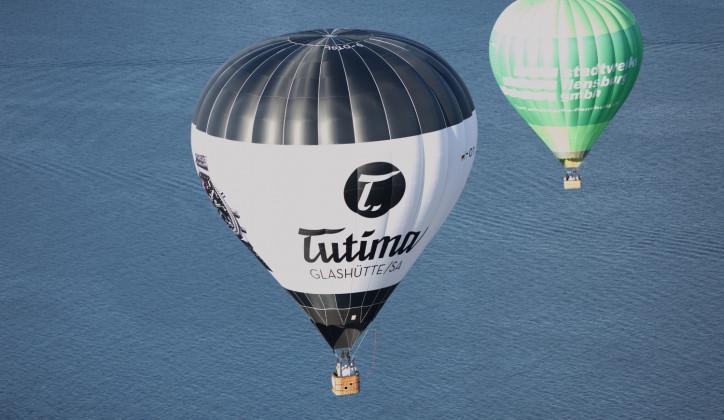 Kieler Woche und Balloon Sail 2017