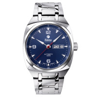 M Automatic Steel Blue 6121-03