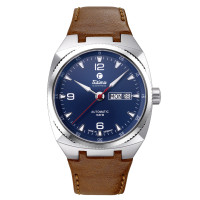 M Automatic Steel Blue 6121-04